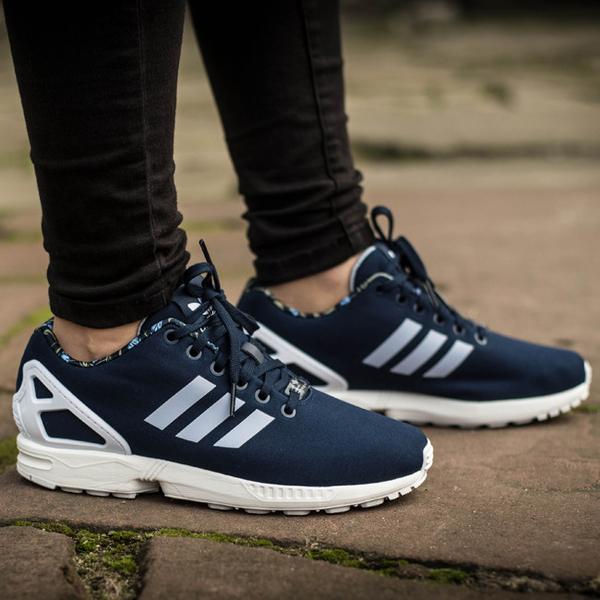 buty damskie sneakersy adidas originals zx flux b35314