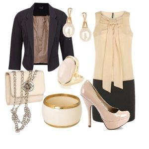 Zestaw z 18 marzec 2012, składający się m.in. z Torebka Simple, Pierścionek Accessorize, Sukienka Pretty Girl.
