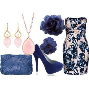 Zestaw z 12 maj 2012, składający się m.in. z Biżuteria Alice Cicolini, Sukienka New Yorker, Akcesoria Bijou Brigitte.