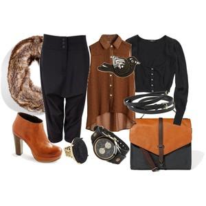 Zestaw z 31 grudzień 2012, składający się m.in. z Biżuteria Bijou Brigitte, Biżuteria Zalando, Koszula Romwe.