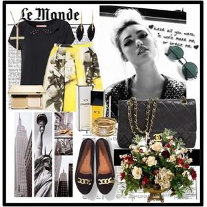 Zestaw z 16 marzec 2013, składający się m.in. z Pierścionek H&M, Perfumy Marc Jacobs, Biżuteria River Island.