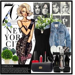 Zestaw z 23 marzec 2013, składający się m.in. z Reserved, Reserved, Perfumy Givenchy.