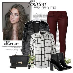 Zestaw z  6 styczeń, składający się m.in. z Perfumy Dolce & Gabbana, Kurtka Glamorous, Bluzka Emily van den Bergh.