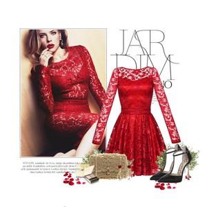 Zestaw z 10 luty, składający się m.in. z Torebka Dolce & Gabbana, Perfumy Dolce & Gabbana, Sandały Sam Edelman.