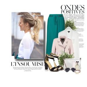 Zestaw z 26 kwiecień, składający się m.in. z Perfumy Calvin Klein Perfume, Kopertówka Menbur, Okulary przeciwsłoneczne  NLY Accessories.