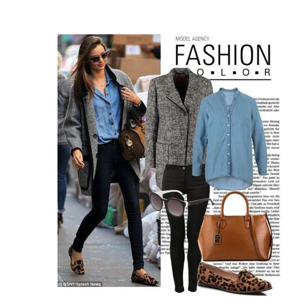 Zestaw z 17 maj 2015, składający się m.in. z Okulary damskie Calvin Klein, Torebka Ralph Lauren, Płaszcz edc by Esprit.