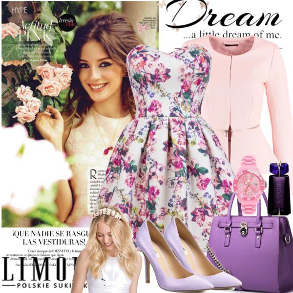 Zestaw z  7 czerwiec 2015, składający się m.in. z Sukienka LIMODA, Zegarek Ice-Watch, Perfumy Thierry Mugler.