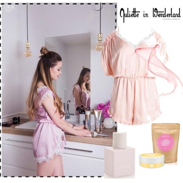 Zestaw z 17 czerwiec, składający się m.in. z Perfumy Reserved, Zestaw kosmetyków BodyBoom, Piżama Women Secret.