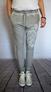 Spodnie sportowe by o la la...!