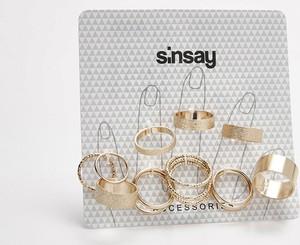 Pierścionek Sinsay
