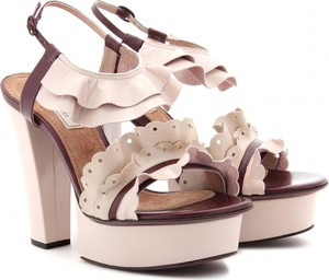 Sandały Nina Ricci