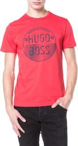 T-shirt Hugo Boss Green