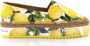 Espadryle Dolce & Gabbana