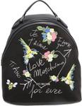 Plecak Love Moschino, 809zł, Kolekcja Wiosna 2017
