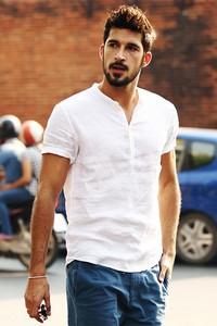 Koszula Koszula męska THOMAS