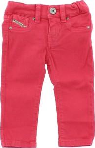 Spodnie dziecięce Diesel