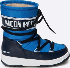 Buty dziecięce zimowe Moon Boot