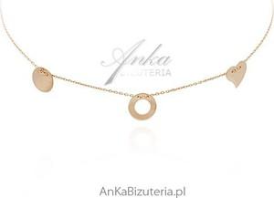 Naszyjnik Anka Biżuteria