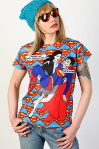 T-shirt Punk Parrot