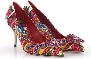 Szpilki  Dolce & Gabbana