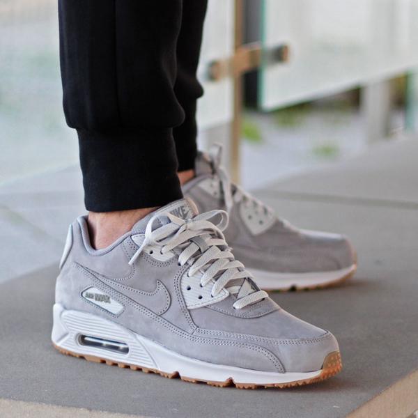 Nike Air Max 90 Premium Winter Grey