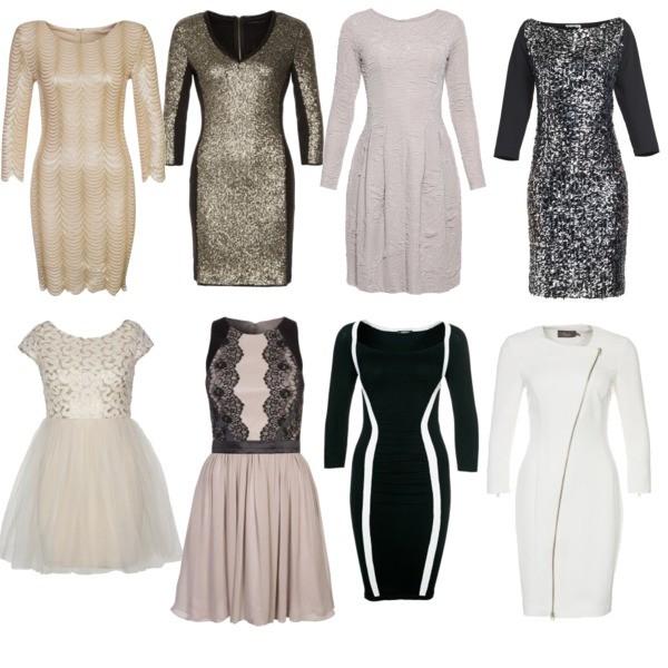 Zestaw z 26 grudzień 2013, składający się m.in. z Sukienka CLICK FASHION, Sukienka Ufufu by Katarzyna Kmiecik, Sukienka Morgan.