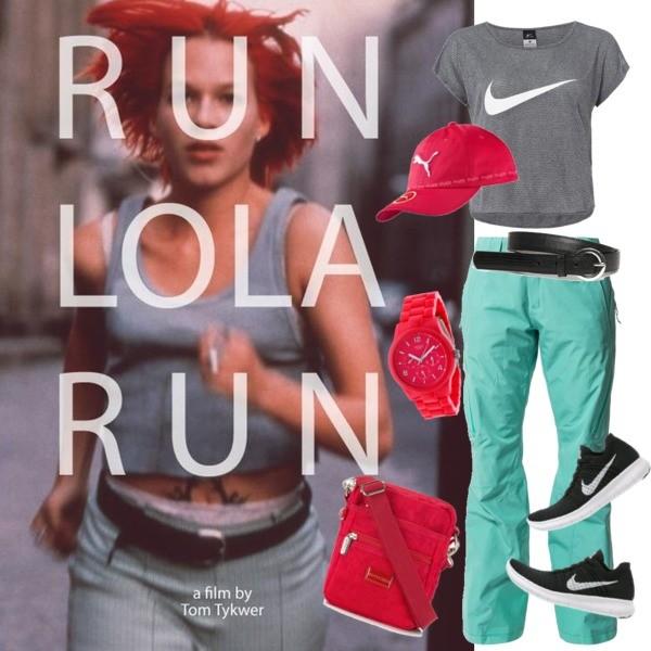 Zestaw z 17 lipiec 2016, składający się m.in. z Trampki Nike Performance, Spodnie sportowe Patagonia, T-shirt Nike Performance.