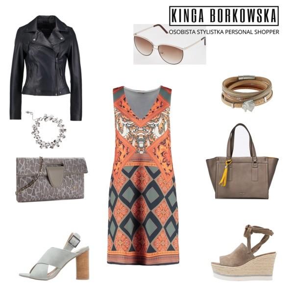 Zestaw z  6 sierpień, składający się m.in. z Bransoletka sweet deluxe, Torebka Calvin Klein Jeans, Bransoletka W.KRUK.