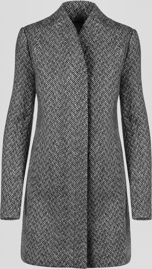Orsay Żakardowy płaszcz o linii A