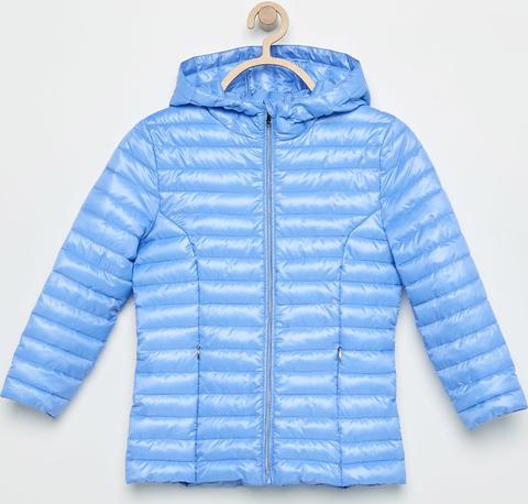 90a94a98c3d05 Reserved - Pikowana kurtka - Niebieski