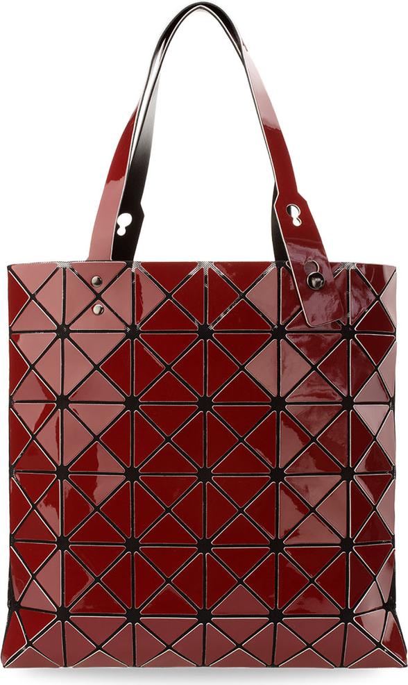 1b382e362224d Oryginalna torebka damska shopper bag 3d trójwymiarowa bao bao - czerwona