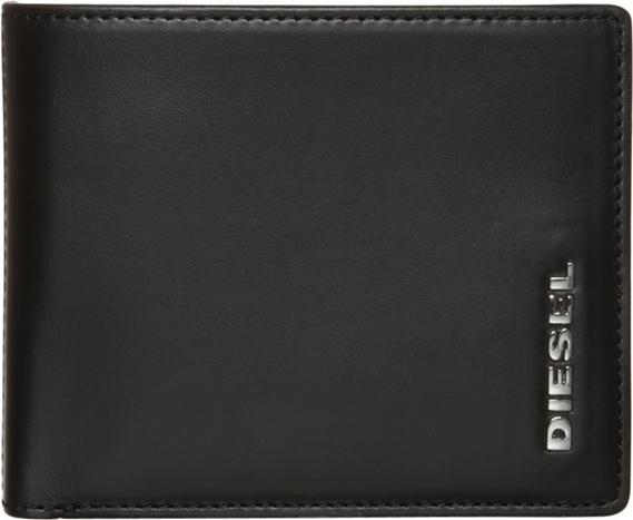 0bff01048538a Diesel HIRESH Portfel black forest night