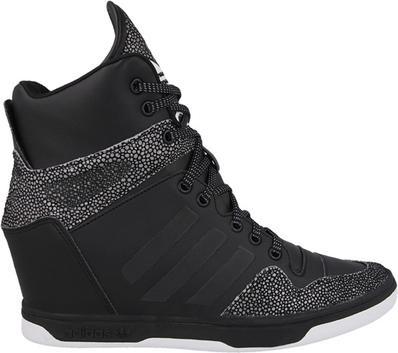 buty damskie na koturnie adidas