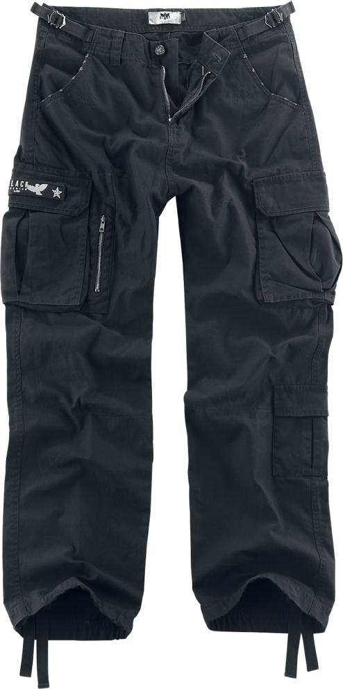 Spodnie Black Premium By Emp