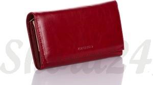 d1bb686dd207c 032 Z.RICARDO ekskluzywny portfel damski - Wiśniowy
