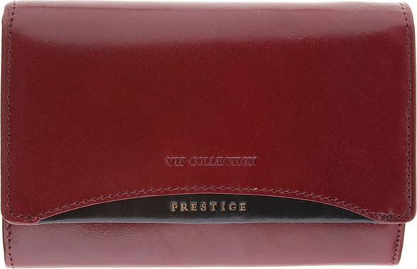 fbd154200a479 Portfel damski ze skóry Vip Collection Prestige