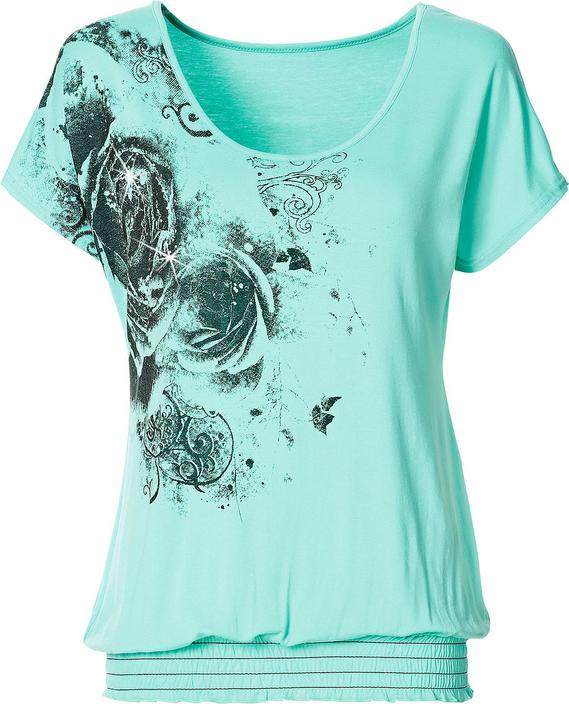 T-shirt bonprix BODYFLIRT
