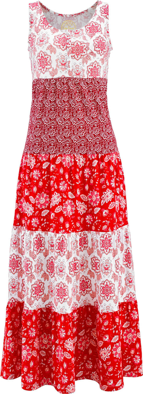Sukienka bonprix John Baner JEANSWEAR