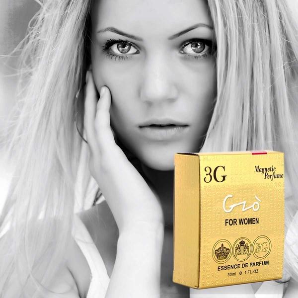 3G Magnetic Perfume Esencja Perfum odp. Armani Acqua di Giò Women /30ml
