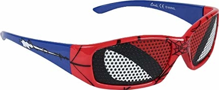 amazon.de Artesania Cerda dziewczęce okulary przeciwsłoneczne Gafas De Sol Spiderman Action, czerwone (Rojo), 52