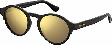 amazon.de Havaianas Caraiva okulary przeciwsłoneczne dla dorosłych, uniseks, wielokolorowe (czarne) 51