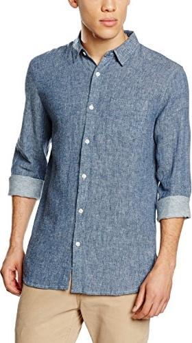 Błękitna koszula New Look