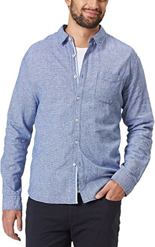 Błękitna koszula pioneer