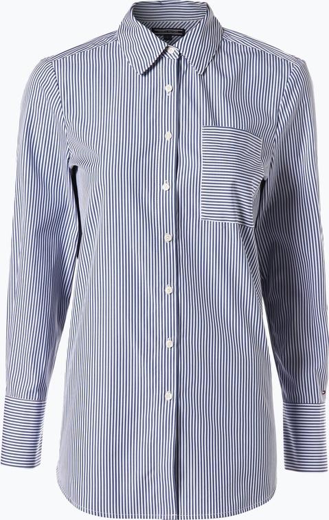 Błękitna koszula Tommy Hilfiger