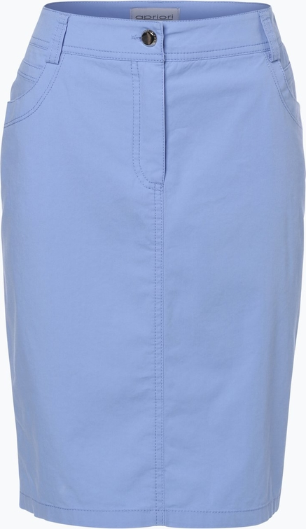 Błękitna spódnica apriori