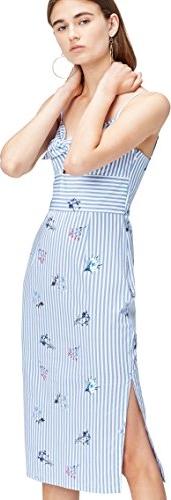 Błękitna sukienka find