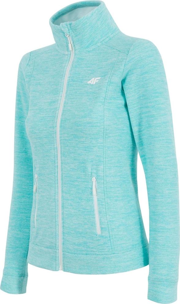 piękny Bluza 4F z plaru Odzież Damskie Swetry i bluzy