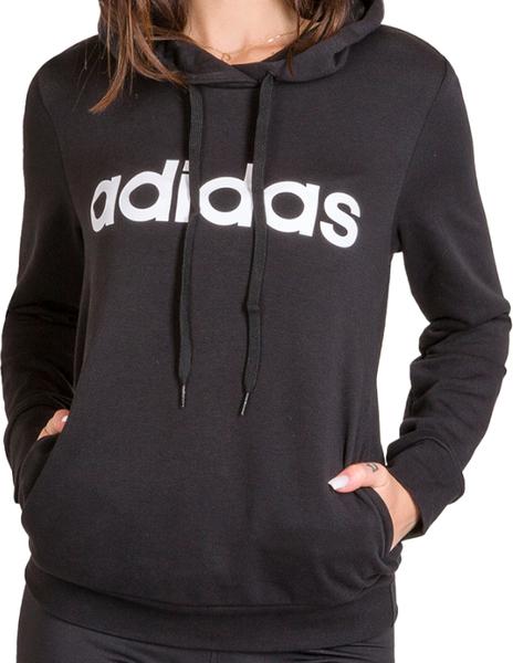 Bluza Adidas krótka z bawełny