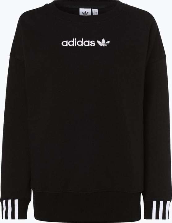 gorąca sprzedaż online najlepszy dostawca kupuję teraz Czarna bluza Adidas Originals