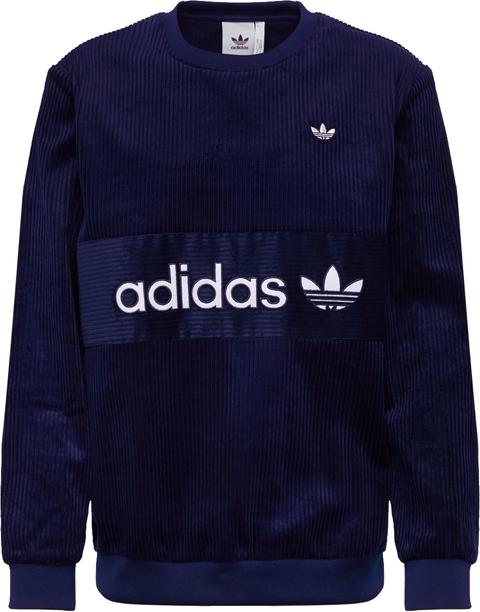 Bluza Adidas Originals ze sztruksu